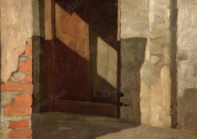 De deur 2,37x51cm,1994