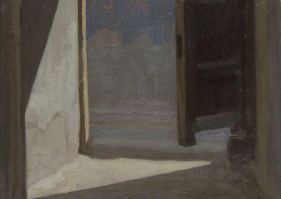 De deur 1