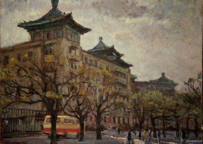 Ochtend Beijing