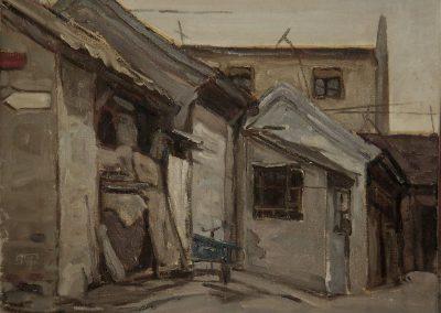 Oude woning